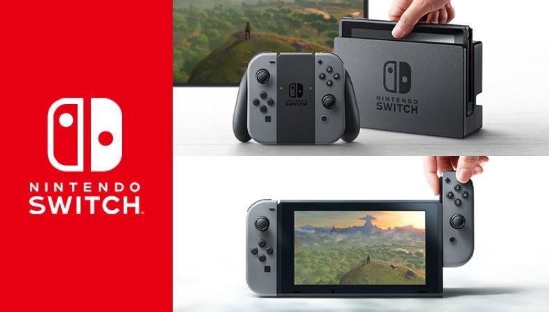 Nintendo Switch - Console Revolusioner Terbaru dari Nintendo