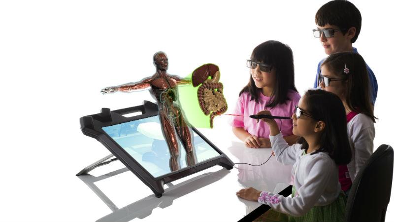 VR-education