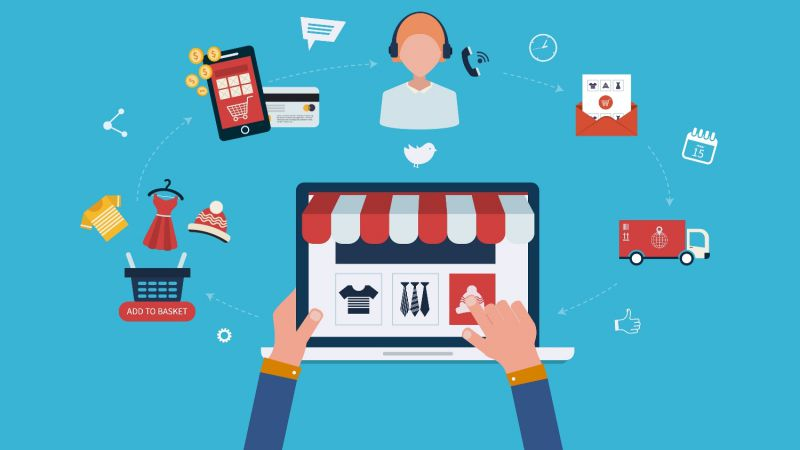 lanskap ecommerce di indonesia | feature image