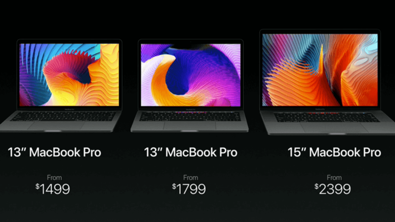 macbook pro price