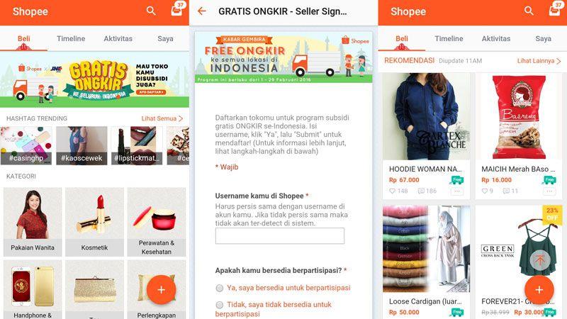 Shopee Gelar Shopee 10 10 Mobile Shopping Day