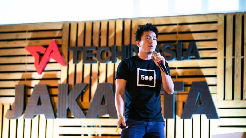 Khailee, 500 Startup