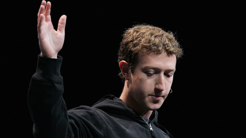 Mark Zuckerberg | Featured Image