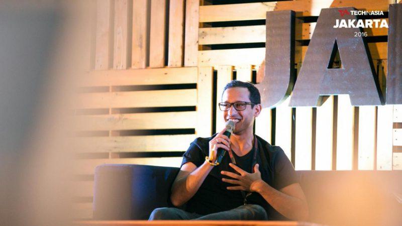 Nadiem Makarim CEO GO-JEK 1 | Foto