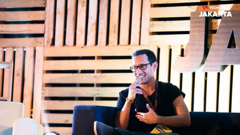 Nadiem Makarim CEO GO-JEK 2 | Foto