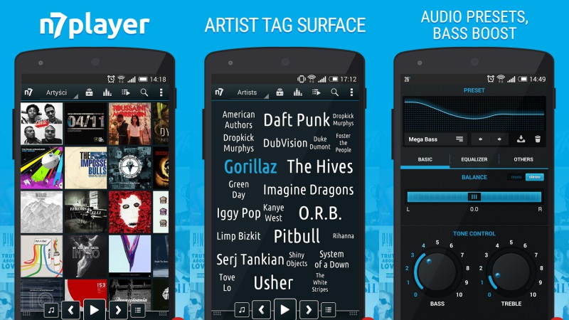 8 free music player Android apps for Indonesia
