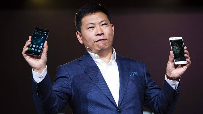 Richard Yu, Chief executive of Huawei