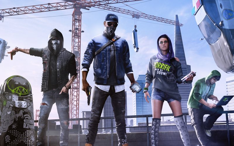 Watchdogs 2 | Screenshot 1