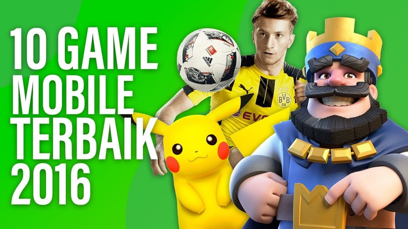 10 Game Android dan iOS Terbaik 2016 Versi Tech in Asia Games