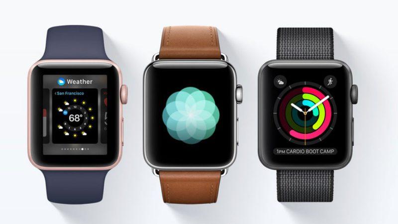 Apple Watch Series 2 | Ilustrasi