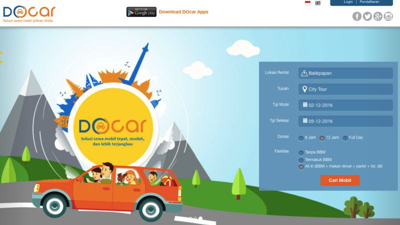 DOcar | Screenshot