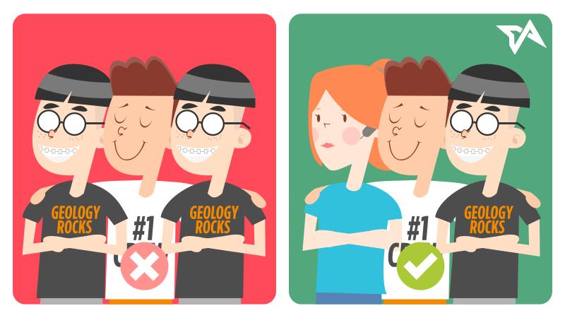 Fakta Startup | Anggota tim harus beragam