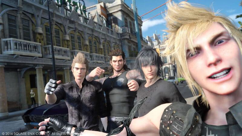 Final Fantasy XV | Screenshot