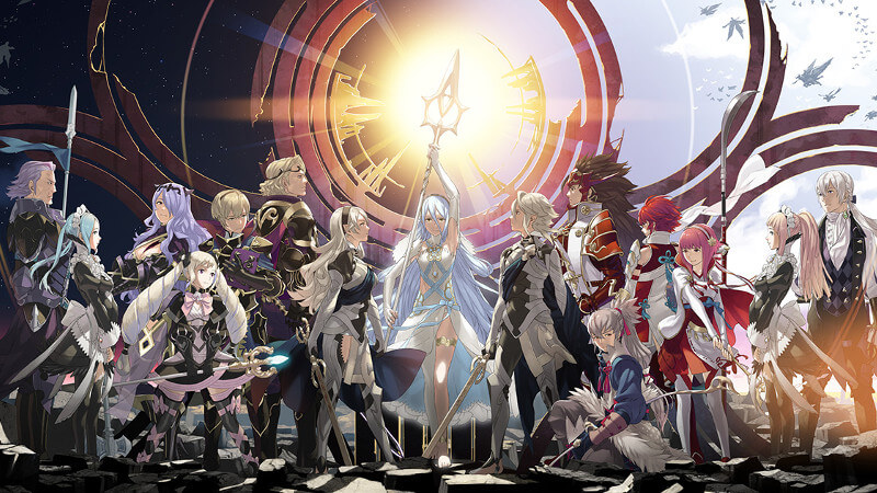 Fire Emblem Fates | Art