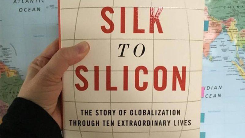 From Silk to Silicon   Sampul Buku
