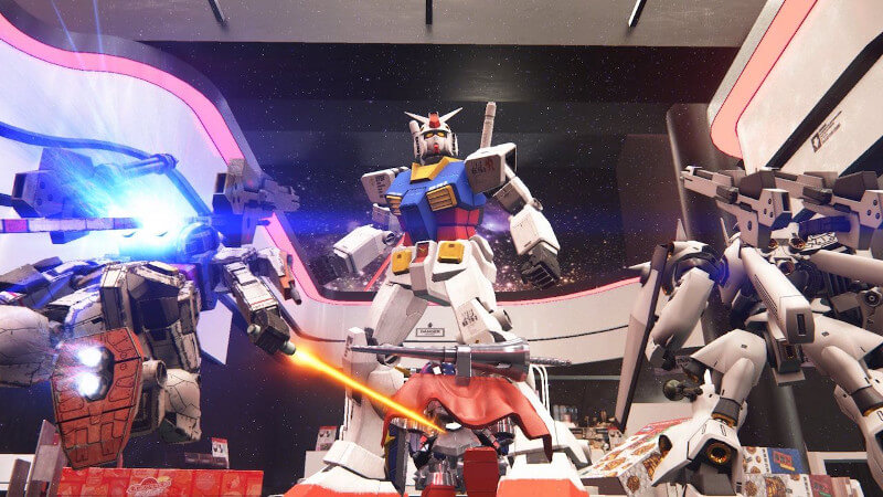 Gundam Breaker 3 | Art