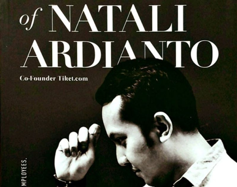 In The Mind of Natali Ardianto   Sampul Buku
