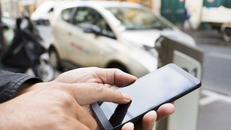 Mobil Smartphone 1 | Ilustrasi