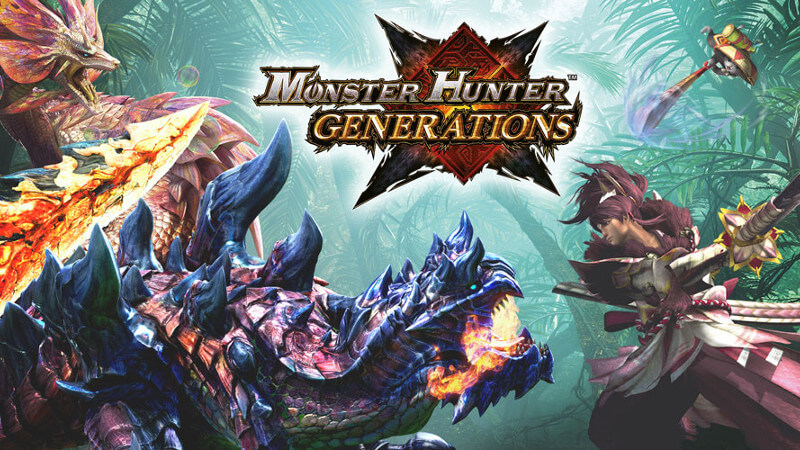 Monster Hunter Generations | Art