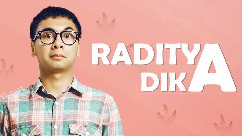 Raditya Dika | Illustrasi