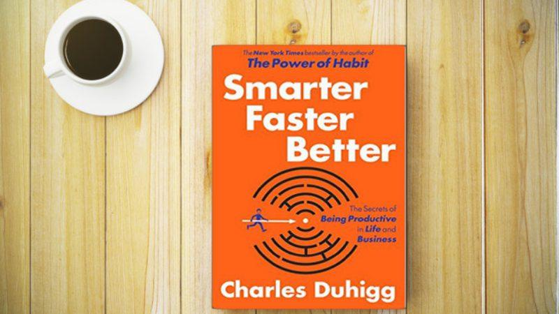 Smarter Faster Better   Ilustrasi