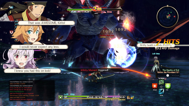 Review Sword Art Online: Hollow Realization | Tech in Asia Games