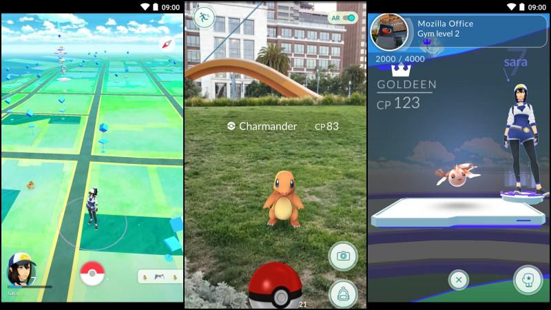 Aplikasi Olahraga | Pokemon GO