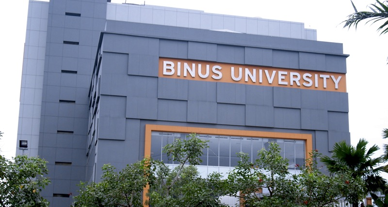 Binus University Kemanggisan | Photo