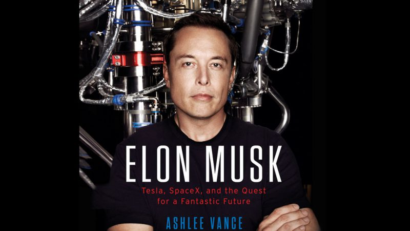 Elon Musk | Sampul Buku