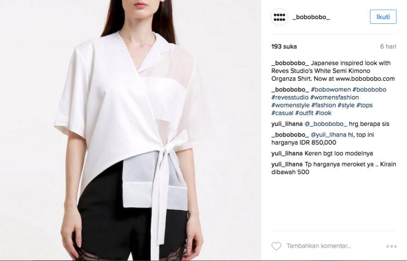 Strategi Memaksimalkan Instagram Untuk Bisnis E Commerce