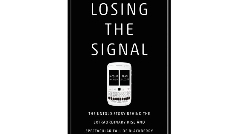 Losing The Signal | Sampul Buku