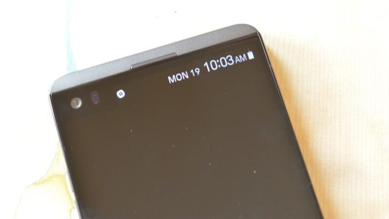 Review LG V20 | Screenshot 10
