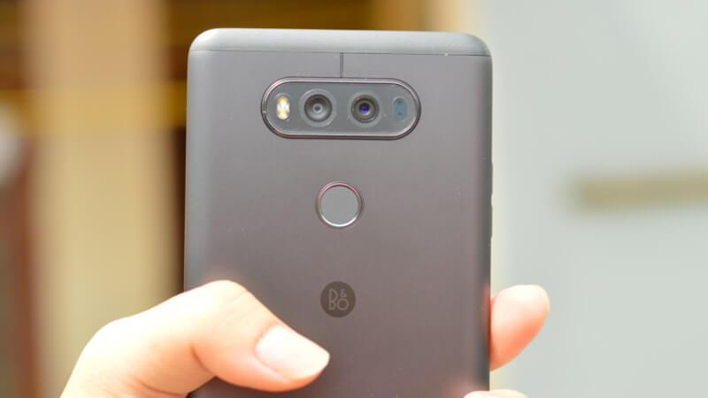Review LG V20 | Screenshot 4