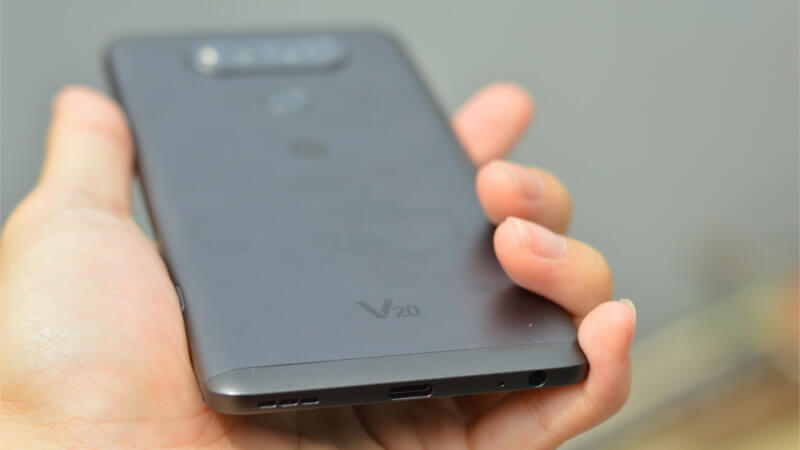 Review LG V20 | Featured