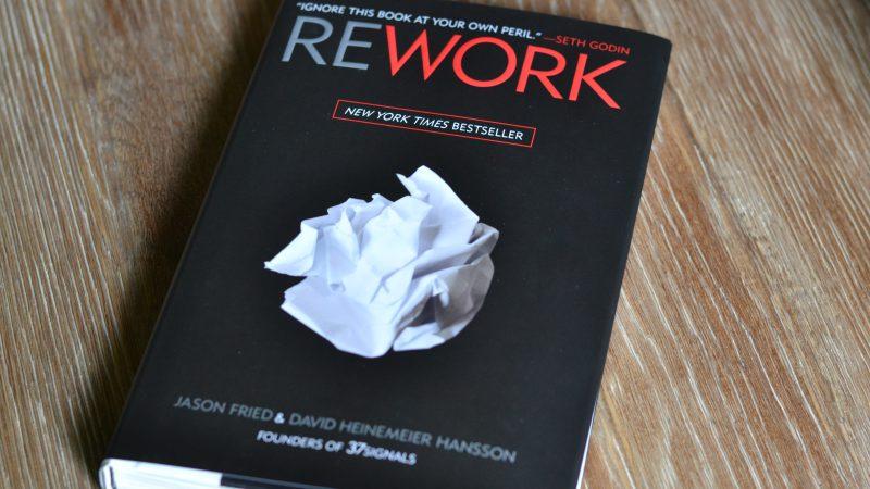 Rework | Cover