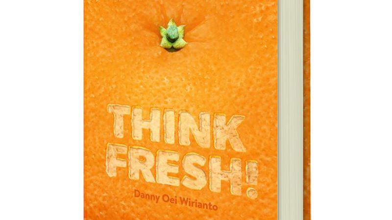 Think Fresh | Sampul Buku