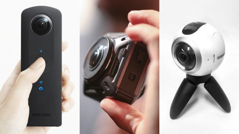 Kamera 360 Derajat | Ilustrasi