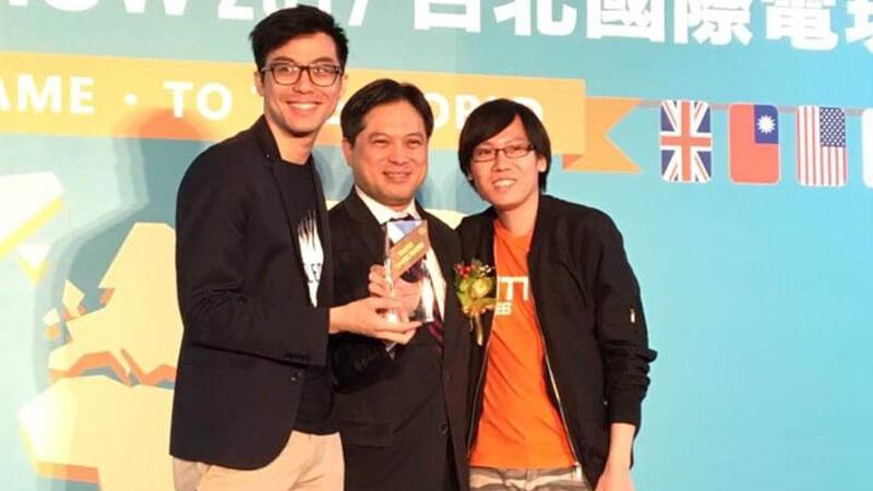 Justin Ng | Stifled Award