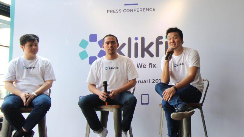 Klikfix Founder | Foto