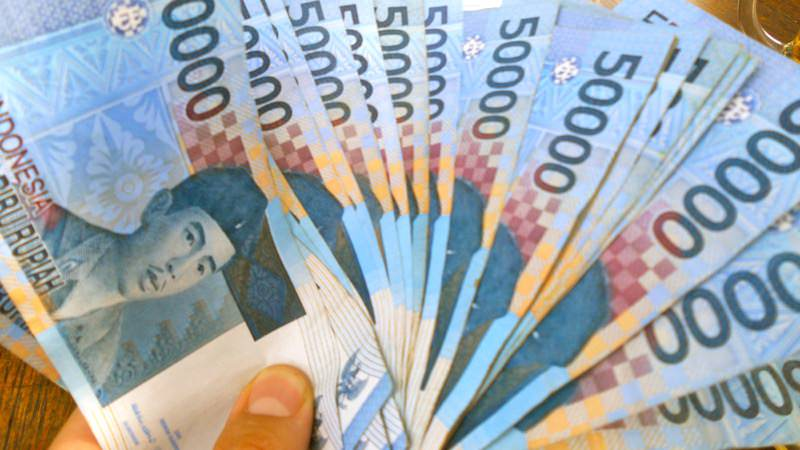 Rupiah 50000 bills | Photo