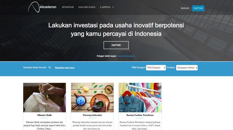 Akseleran | Homepage