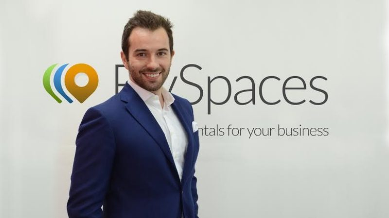 FlySpaces CEO Mario Berta