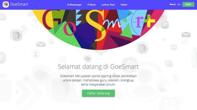 Goesmart | Screenshot
