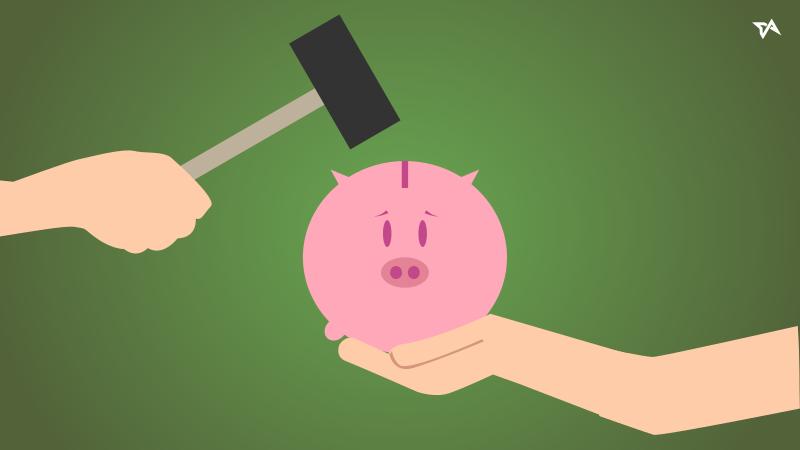 Income Hilang | Ilustrasi