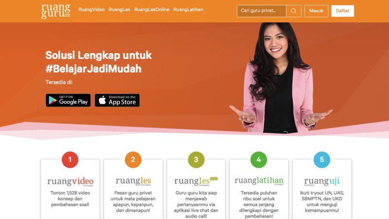 RuangGuru | Screenshot
