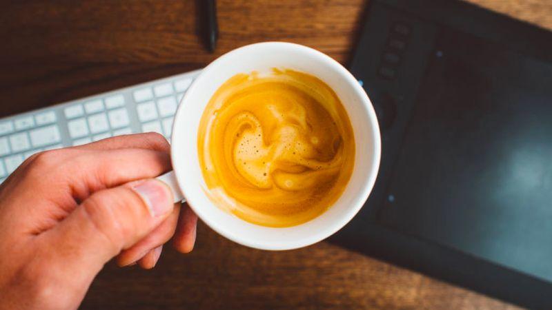 balik modal startup - ilustrasi kopi