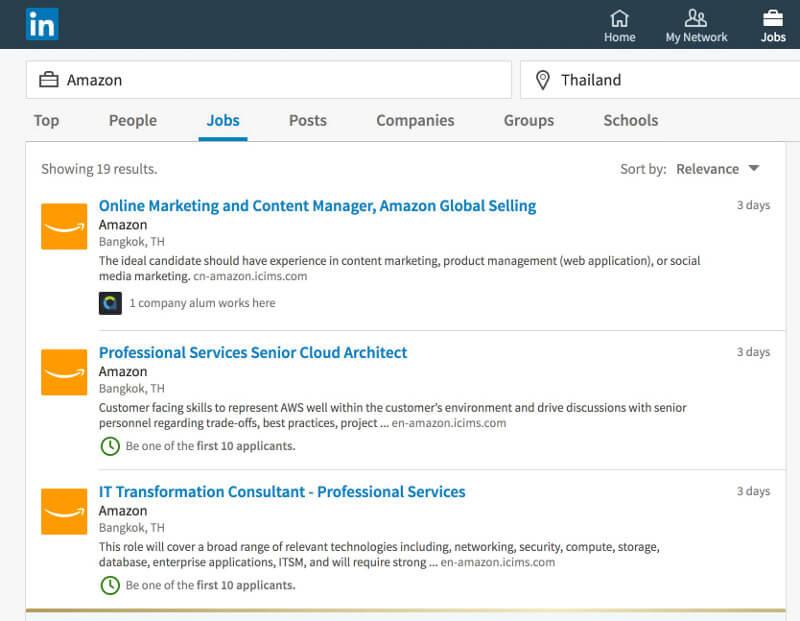 Amazon | Recruitment