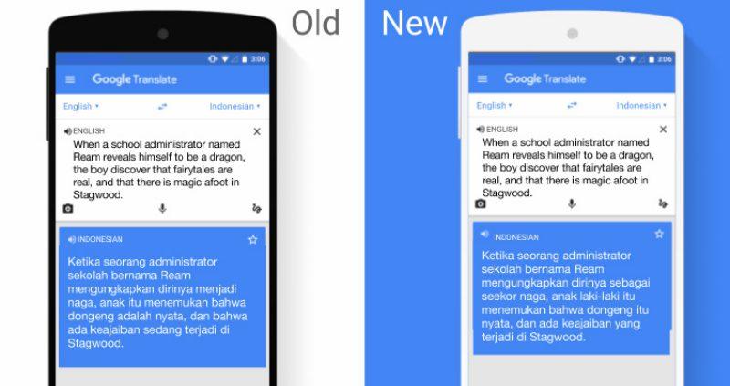Teknologi Nmt Ada Di Balik Sistem Penerjemahan Baru Google Translate