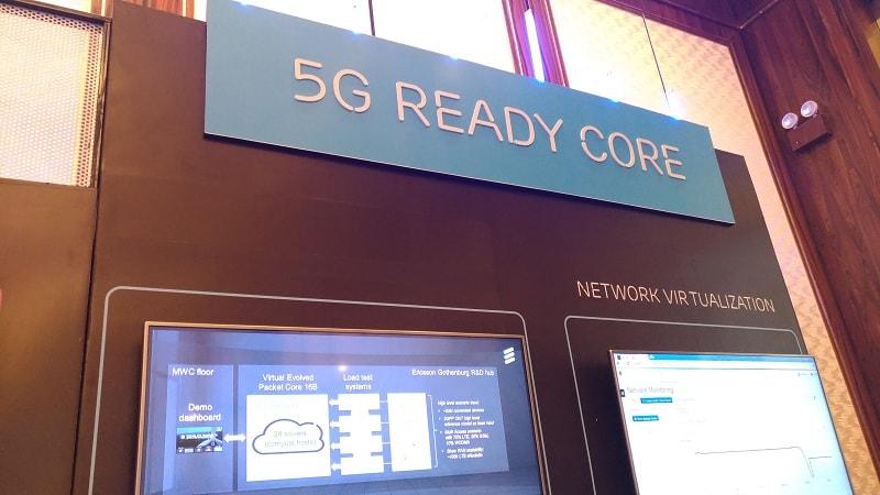 Pameran jaringan 5G | Photo