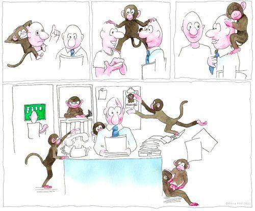bisnis startup | ilustrasi